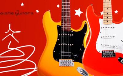 Guitarras Entwistle, la guitarra eléctrica de la Navidad