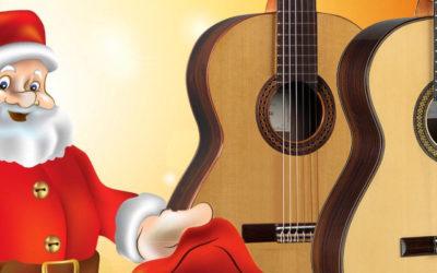 Ideas regalos de Navidad: guitarra clásica