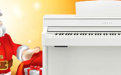 Ideas regalos de Navidad: pianos digitales