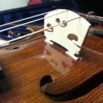 Puente de violin