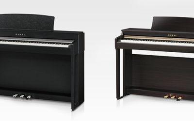 PIANOS DIGITALES KAWAI CN-27 Y KAWAI CN-37