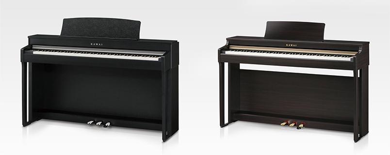 pianos digitales kawai cn 27 y kawai cn 37 blog sinergia. Black Bedroom Furniture Sets. Home Design Ideas