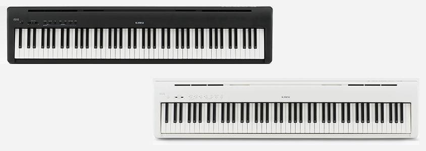 PIANO DIGITAL KAWAI ES110 ACABADOS BLANCO Y NEGRO