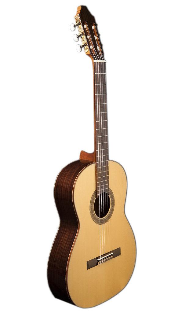 Guitarra Flamenca Negra Prudencio-Saez-17