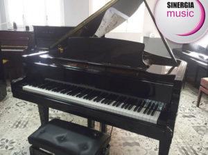 Piano de cola segunda mano Samick SG155