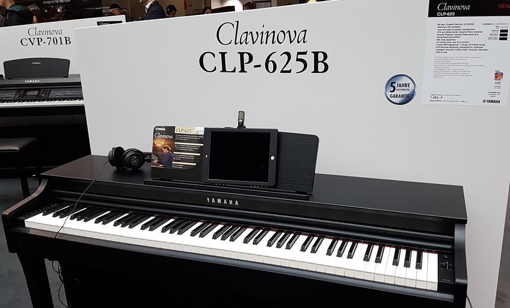 Los nuevos yamaha clp 600 descubrelos for Yamaha clavinova clp 500