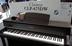 YAMAHA CLP-675DW