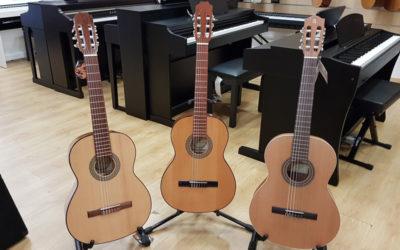 3 guitarras económicas para empezar a estudiar