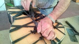 Proceso de fabricación de la guitarra española