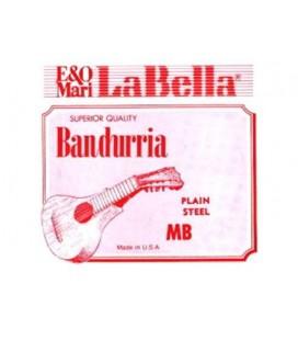 CUERDA BANDURRIA LA BELLA 1ª