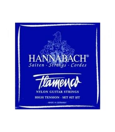 CUERDA FLAMENCO HANNABACH 8276HT 6ª