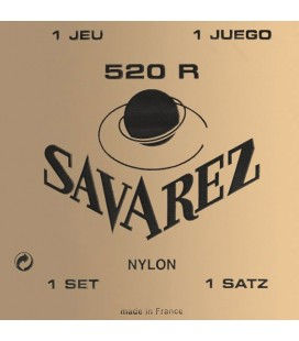 CUERDA GUITARRA CLASICA SAVAREZ 526-R 6ª