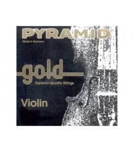 CUERDA VIOLIN PYRAMID GOLD 1ª