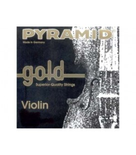 CUERDA VIOLIN PYRAMID GOLD 2ª
