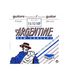 CUERDAS GUITARRA ACUSTICA SAVAREZ ARGENTINE 11-46 1610-MF