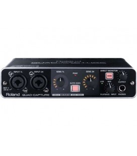 INTERFACE AUDIO ROLAND UA-55