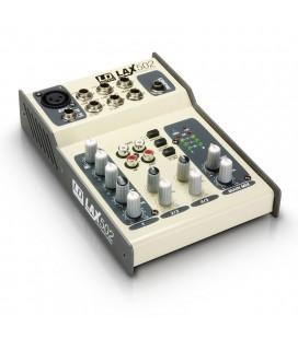 MESA DE MEZCLAS LD SYSTEMS LAX502