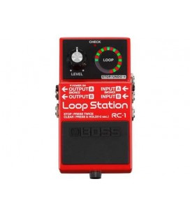 PEDAL LOOPER GUITARRA ELECTRICA BOSS RC-1 LOOP STATION