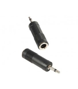 ADAPTADOR ADAM HALL 7554 MINI JACK-JACK HEMBRA