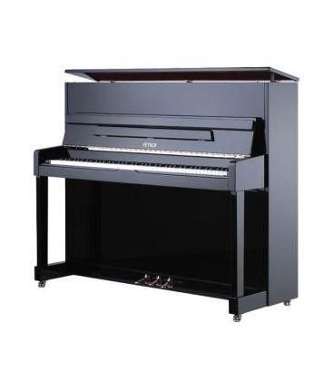 PIANO ACUSTICO VERTICAL PETROF 118P1 NEGRO