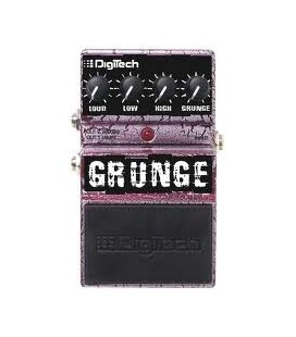 PEDAL DISTORSION GUITARRA ELECTRICA DIGITECH GRUNGE ANALOG SERIES