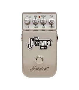 PEDAL DISTORSION GUITARRA ELECTRICA MARSHALL JH-1 JACK HAMMER