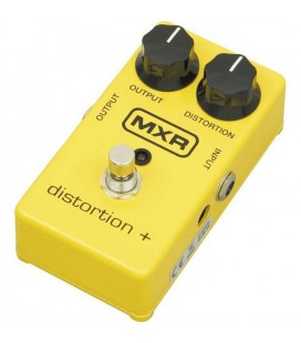 PEDAL DISTORSION GUITARRA ELECTRICA MXR M-104 DISTORTION+