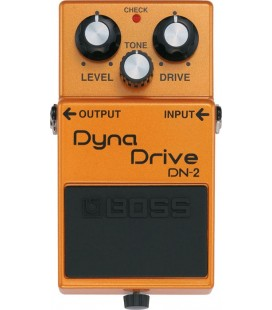 PEDAL OVERDRIVE GUITARRA ELECTRICA BOSS DN-2 DYNA DRIVE