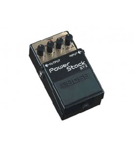 PEDAL OVERDRIVE GUITARRA ELECTRICA BOSS ST-2 POWER STACK
