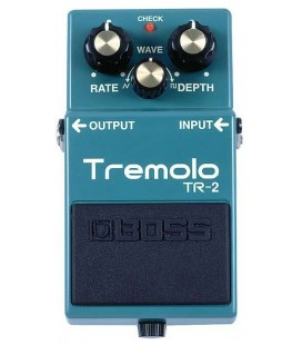 PEDAL TREMOLO GUITARRA ELECTRICA BOSS TR-2