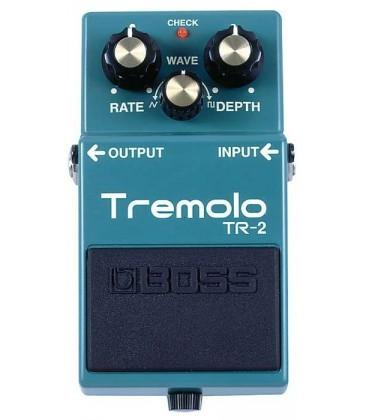PEDAL TREMOLO GUITARRA ELECTRICA BOSS TR-2