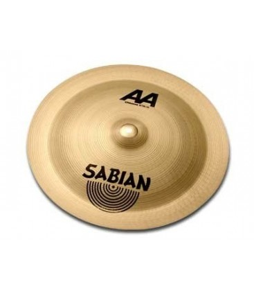 "PLATO CHINA 18"" SABIAN AA SERIES CHINESE REG"