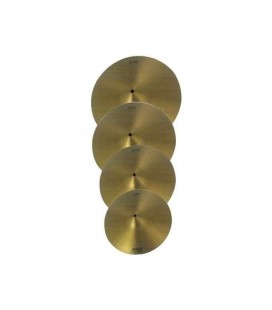"PLATO CRASH 16"" JINBAO BRASS HC16"