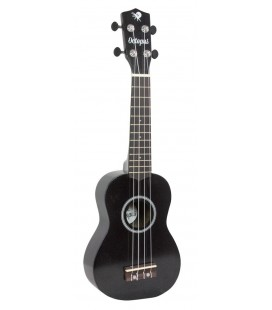 UKELELE SOPRANO OCTOPUS UK-210 BK