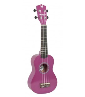 UKELELE SOPRANO OCTOPUS UK-200 PU PURPURA