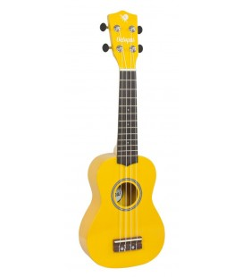 UKELELE SOPRANO OCTOPUS UK-200 WH BLANCO