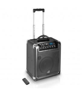 Amplificador portátil con Bluetooth Ld Sytems LD RJ8