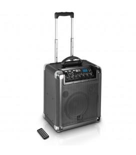 Amplificador portátil con Bluetooth Ld Sytems LD RJ10