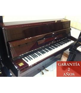 PIANO ACUSTICO VERTICAL SAMICK CAOBA OCASION