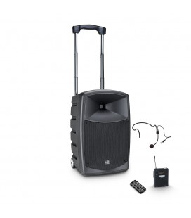 ALTAVOZ A BATERIA LD SYSTEMS ROADBUDDY 10 BLUETOOTH