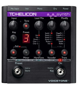 TC HELICON VOICE TONE SYNTH