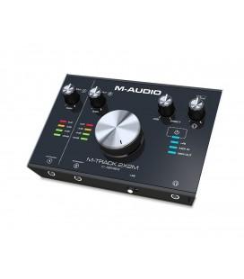 M-AUDIO M-TRACK 2X2 AUDIO Y MIDI