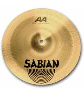 "PLATO CHINA 12"" SABIAN AA 12 MINI CHINESE"
