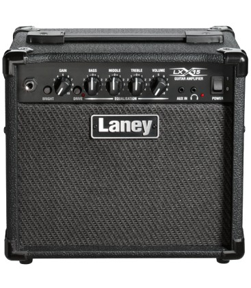 LANEY LX-15 COMBO GUITARRA ELECTRICA