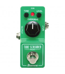 IBANEZ TUBE SCREAMER TS MINI OVERDRIVE