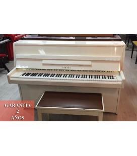 PIANO YAMAHA 105 BLANCO OCASION