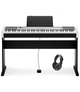 PIANO DIGITAL CASIO CDP-130 SR KIT