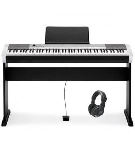 PIANO DIGITAL CASIO CDP-130 KIT SR