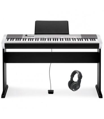 PIANO DIGITAL CASIO CDP-130 SR KIT