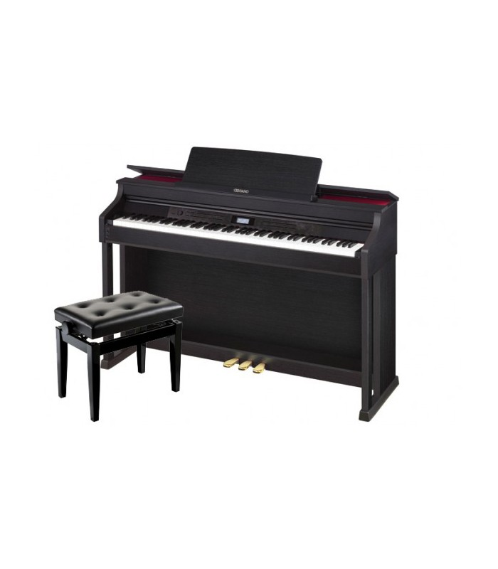 casio celviano ap650 bk piano digital con acompa amientos. Black Bedroom Furniture Sets. Home Design Ideas